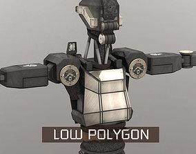 3D asset Sentinel Bot LP