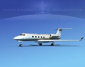 Grumman Gulfstream G-V V09 3D