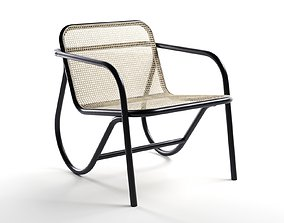 3D model outdoor N 200 Chair
