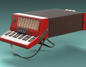 3D model Accordion