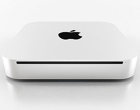 3D model Apple Mac Mini