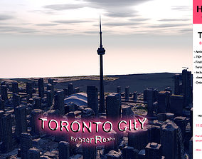 Toronto City 3D