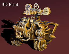 3D print model Wardog