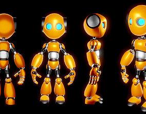 Robot Character RC02 3D print model