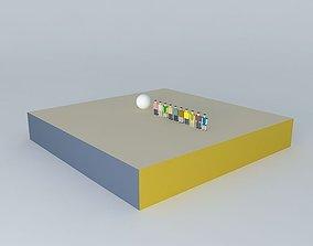 SketchyPhysics People 3D model