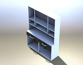 Kitchen Cabinet - Armario de Cozinha 3D model