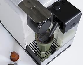 Nespresso delonghi EN550W 3D model