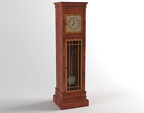 Pendulum clock 3D model