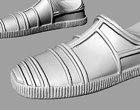 C-3PO Feet 3D scan 3D print model r2d2
