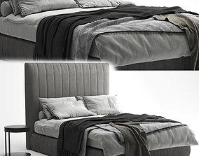 sleep Bed Tuyo Meridiani 3D model