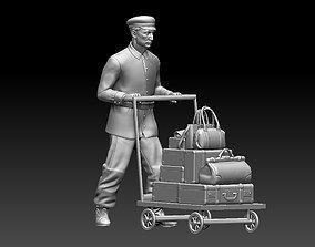 porter 3D print model