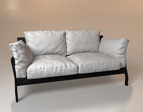 3D model Eloro sofa