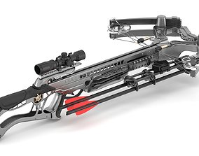 Generic Crossbow 3D model