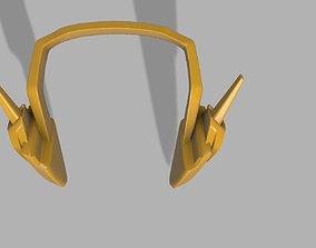 Dva headset 3D printable model