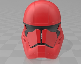 3D printable model Star Wars Episode 9 Rumors Elite Red 1