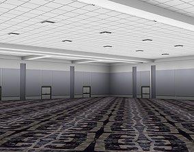 grand Convention Center Ballroom 3D model