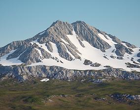nature Atlas - 3D Rocky Mountain 01