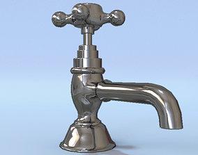 Mixer Victorian Design 3D model low-poly