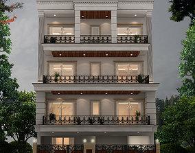 exterior 1 3D