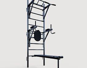 3D model DFC training apparatus