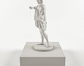 3D print model 12 Olympians - Apollo