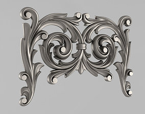 Central Decor ornament 3D print model