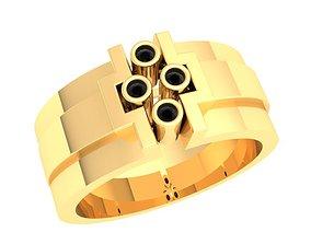 design Diomand Ring 3d Model