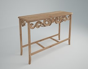 3D carving table foyer
