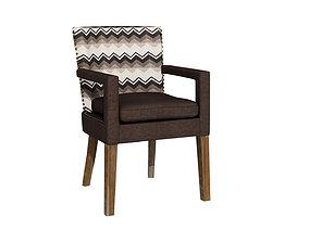 Soft chair 230 3D model
