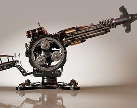 TKs Redeemer Steam Gun 3D