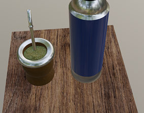 3D Mate - traditional South American