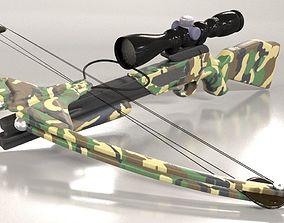 Crossbow 3D Models | CGTrader