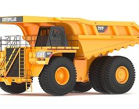 Caterpillar 797 3D model
