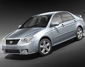 Kia Spectra 2006-2008 3D model