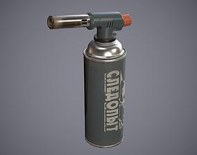 3D model Blowtorch