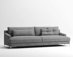bellport-poliform-sofa 3D
