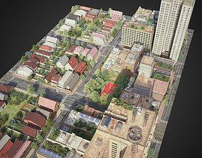 City District A4-R13 3D model