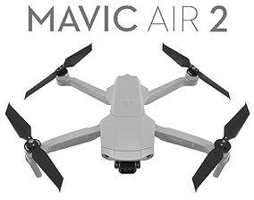 3D DJI Mavic AIR 2