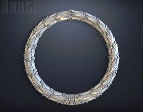3D print model Laurel wreath bays