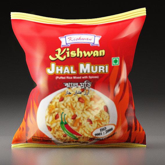 Food Packaging(Jal Muri)