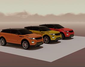 Range Rover 3 in 1 pack 3D