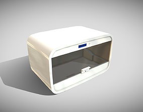 3D asset Hydroponics Chamber
