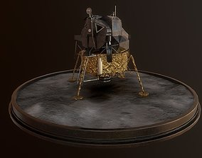 Lunar Module - LEM - Apollo program 3D asset