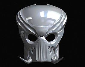 Predator Tracker Mask 3D print model