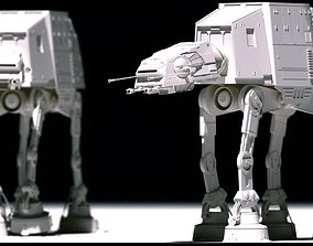 AT-AT ALL TERRAIN ARMORED TRANSPORT 3D model