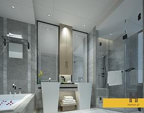 3D 002-Hanhart-Modern-Bathroom-toilet