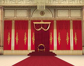 3D model Buckingham Palace