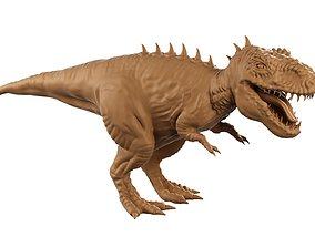 lizard Trex High Quality 3D model - 3d print model