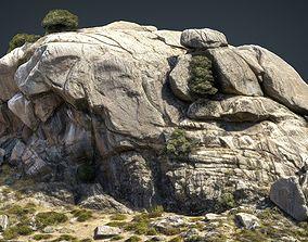 MOUNTAIN ROCKS 6 3D model