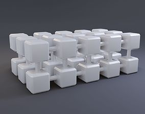 Prototype of the processor from the 3D printable model 2